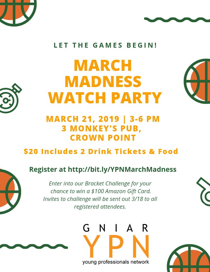 2019 March Madness Watch Party
